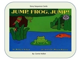 Jump Frog Jump! Story Sequence Cards