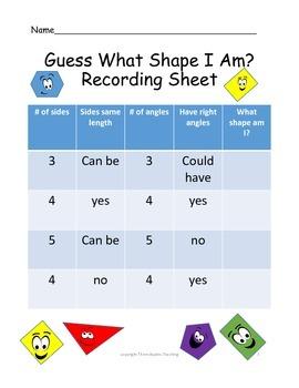 Common Core:  Jump Into Geometry!