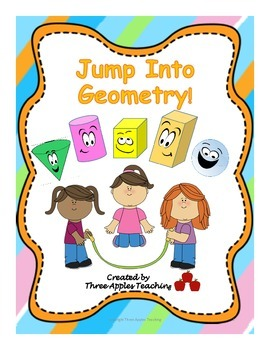 Common Core:  Jump Into Geometry!