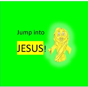 Jump Into Jesus and Catch The Sun
