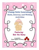 Common Core:  Jump Into Learning! Math, Literacy, and Writing Activities