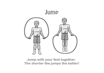 Jump It - Jump Rope Task Card for Teachers