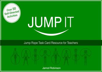 Jump It - Jump Rope Task Card for Teachers