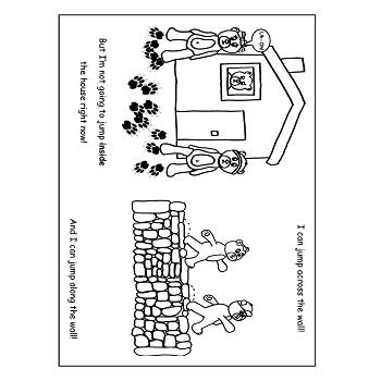Jump, Jump! - A READ TO LEARN Book About Prepositions