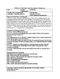 Jump Math Unit Plan- Unit 5- Counting and Cardinality- Com