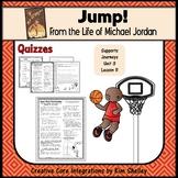 Jump! Michael Jordan - Quizzes