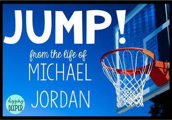 Jump! Michael Jordan Reading Comprehension