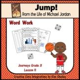 Jump! Michael Jordan - Roll Read Graph