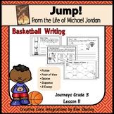 Jump! Michael Jordan Writing
