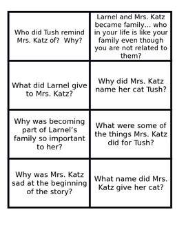 Jump On It! Mrs.Katz and Tush Game Board