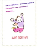 Jump Right Up!