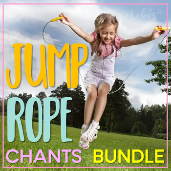 Jump Rope Chants (BUNDLE)