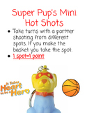 Jump Rope For Heart Dog Stations