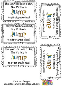 Jump Rope Rhyme Freebie