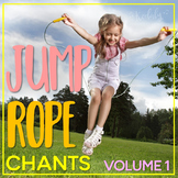 Jump Rope Rhymes and Songs (Volume 1)