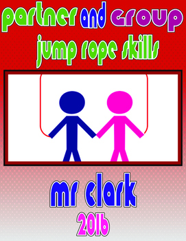 Jump Rope Skills Partner and Group