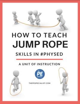 Jump Rope Unit Value Bundle (Unit Resource Pack + Follow the Leader Pack)
