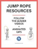 Jump Rope Unit Value Bundle (Unit Resource Pack + Follow t