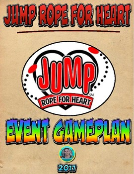 Jump Rope for Heart Event Game Plan