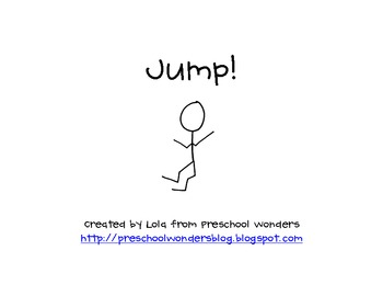 Jump! Shapes Game