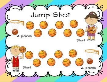 Jump Shot Nouns, Adjectives, and Adverbs
