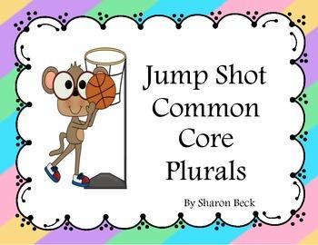 Jump Shot Plurals and Possessives for Common Core Grammar