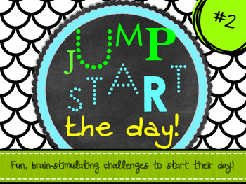 Jump Start The Day - Set 2
