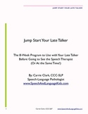 Jump Start Your Late Talker