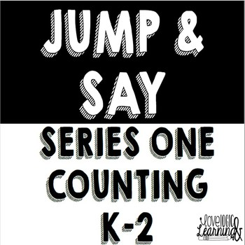 Jump and Say Series One Counting