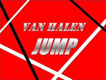 Jump by Val Halen