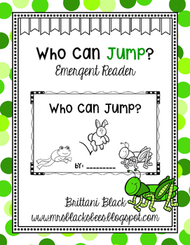 Jump~ emergent reader