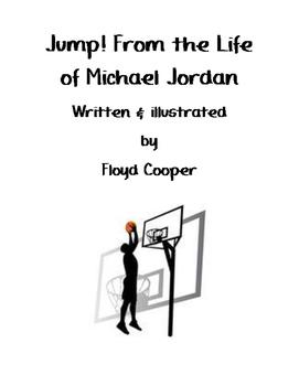 Jump! from the Life of Michael Jordan STAAR Stemmed Quiz