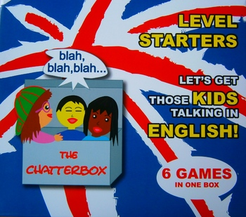 Jump into the Chatterbox - Level Starters
