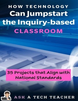 Jump-start Your K-6 Inquiry-based Classroom: 35 Lessons