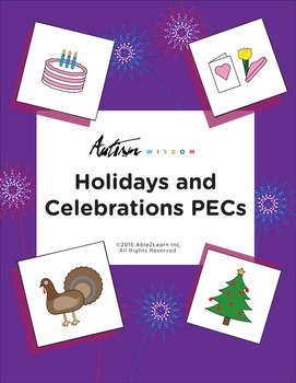 Jump to Learn: Holidays and Celebrations: PECs