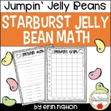 Starburst Jelly Beans Math