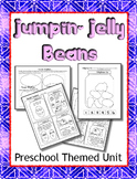 Jumpin' Jelly Beans Preschool theme Letter J - Social Emotion & Diversity