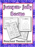 Jumpin' Jelly Beans Preschool theme Letter J - Social Emot