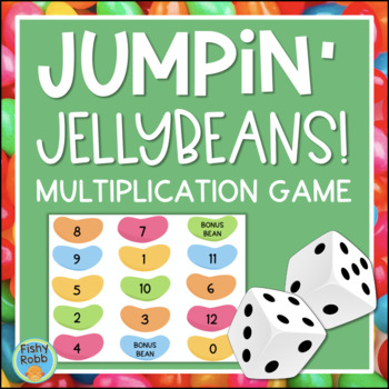Multiplication Facts Dice Game