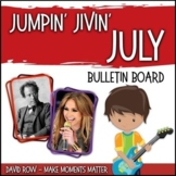 Jumpin' Jivin' July  - Musician and Composer of the Month