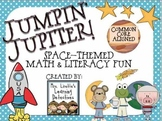 Jumpin' Jupiter! {Space Themed Math and Literacy}