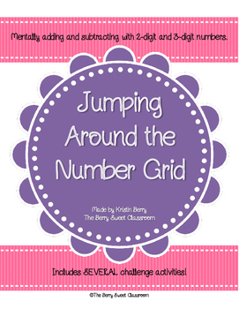 Mental Math - Adding and Subtracting 10 & 1