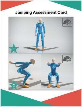 Jumping Assessment Card