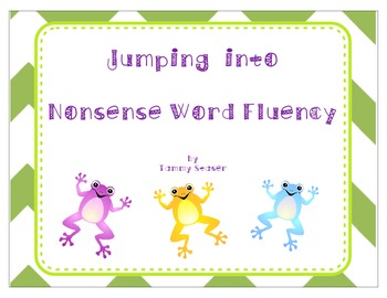 Jumping Into Nonsense Word Fluency
