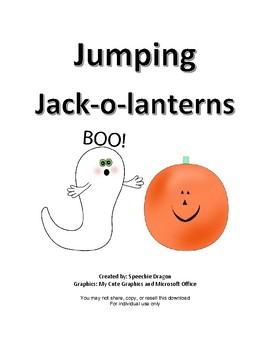 Jumping Jack-o-lanterns