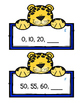 Jumping Jaguar Number Pattern Task Cards
