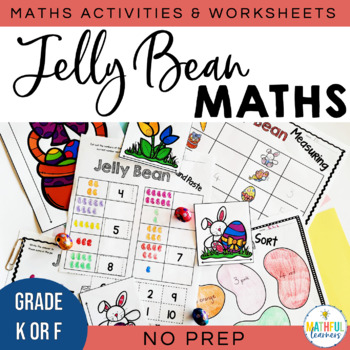 Jelly Beans - Math Resource for Kindergarten