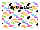 Jumping for Jelly Bean Math