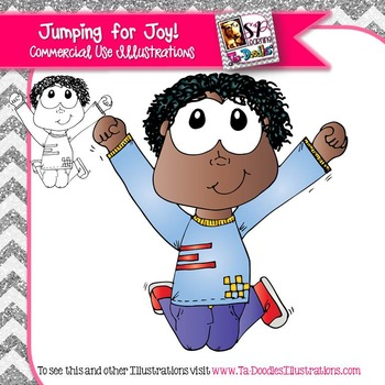 Jumping for Joy FREEBIE