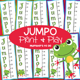 Math Games Pack - Jumpo - Numbers to 30